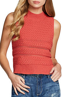 Jessica Simpson Alexia Cropped Sweater