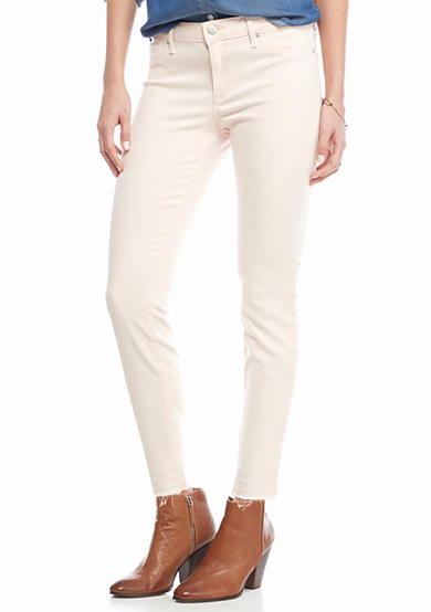 Jessica Simpson Kiss Me Ankle Skinny Jeans