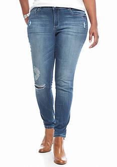 Jessica Simpson Plus Size Super Skinny Pants