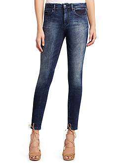 Jessica Simpson Curvy High Rise Skinny Jeans