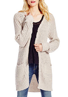 Jessica Simpson Moonlight Lurex Sweater