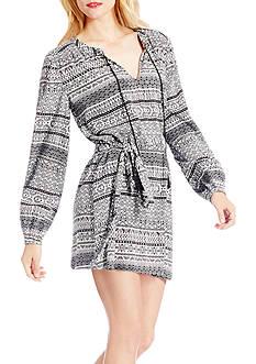 Jessica Simpson Arielle Chamray Emroidered Dress