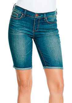 Jessica Simpson Maxwell Rolled Up Bermuda Short