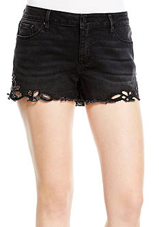 Jessica Simpson Ace Secret Vine Fray Short