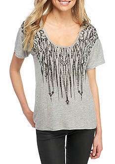 Jessica Simpson Ezra Graphic Tee
