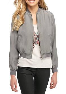 Jessica Simpson Shauna Bomber Jacket