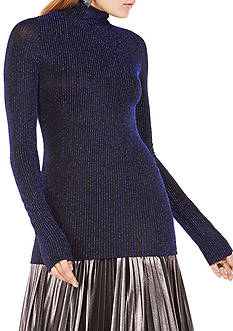 BCBGMAXAZRIA Brinne Turtleneck Top