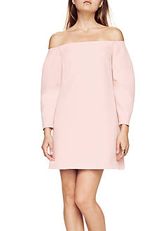 BCBGMAXAZRIA Yesenia Off-The-Shoulder Dress