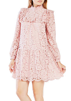 BCBGMAXAZRIA Leonora Lace Dress