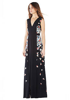 BCBGMAXAZRIA Etta Maxi Dress