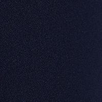 Essentials: Everyday Value: Navy Alfred Dunner Plus Size Classic Pull On Pant (Average & Short)