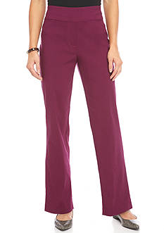 Alfred Dunner Veneto Valley Proportioned Pants