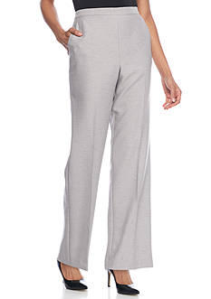 Alfred Dunner Veneto Valley Proportioned Pant