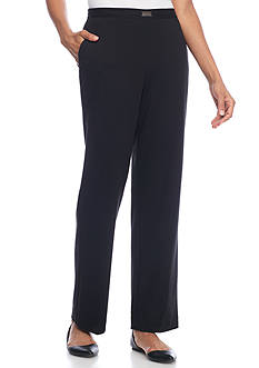 Alfred Dunner Madison Park Proportioned Pant