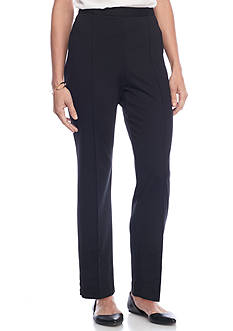 Alfred Dunner Madison Park Slim Pants