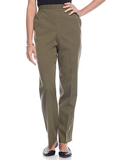 Alfred Dunner Cactus Ranch Proportion Pants