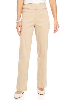 Alfred Dunner Cactus Ranch Proportioned Slim Fit Pant