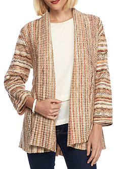 Alfred Dunner Cactus Ranch Space Dye Cardigan