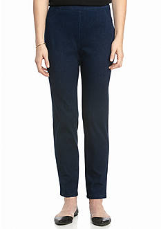 Alfred Dunner Sierra Madre Proportioned Medium Leggings