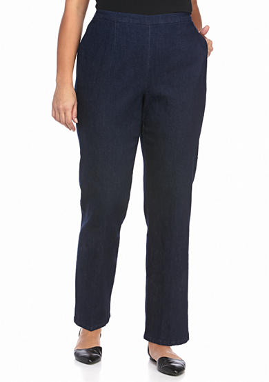 Alfred Dunner Plus Size Sierra Madre Pants
