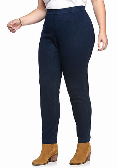 Alfred Dunner Plus Size Slim Fit Jeggings