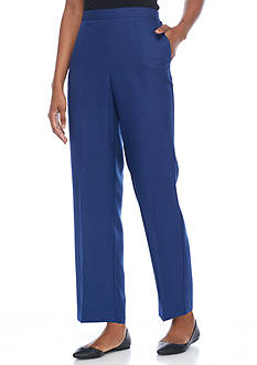 Alfred Dunner Crescent City Proportioned Pant