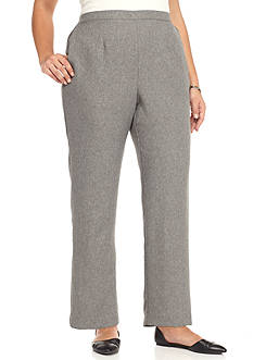Alfred Dunner Crescent City Medium Pants