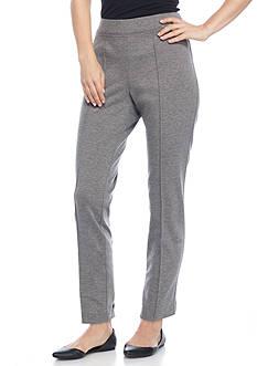 Alfred Dunner Petite Medium Slim Pants