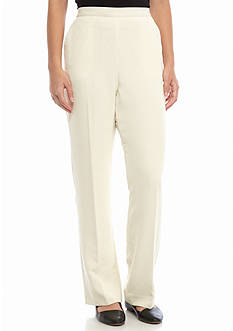Alfred Dunner Twilight Point Cord Short Pants