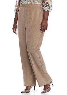 Alfred Dunner Twilight Point Proportioned Pants