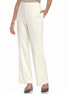 Alfred Dunner Tis The Season Proportion Pant