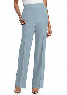 Alfred Dunner Petite Northern Light Proportioned Medium Pants
