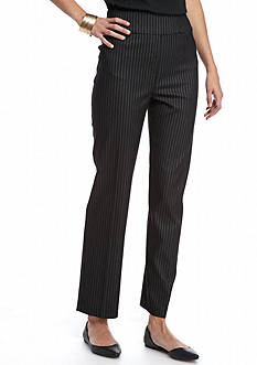 Alfred Dunner Petite Theater District Proportioned Medium Pant