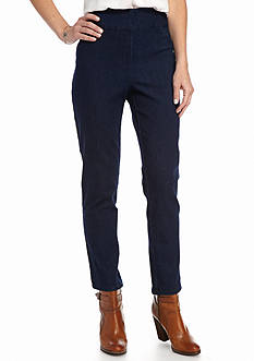 Alfred Dunner Uptown Girl Stretch Average Pants