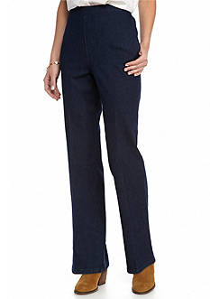 Alfred Dunner Uptown Straight Leg Pant