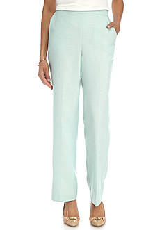 Alfred Dunner Petite Ladies Who Lunch Proportioned Short Pant