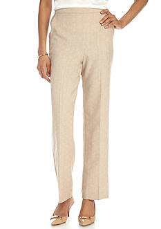 Alfred Dunner Petite Ladies Who Lunch Proportioned Pants - Average