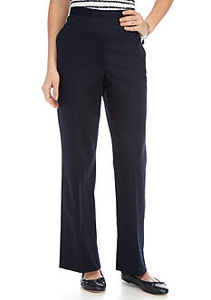 Alfred Dunner Seas The Day Proportioned Medium Pant