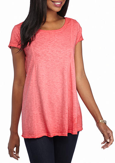 New Directions® Solid Trapeze Top