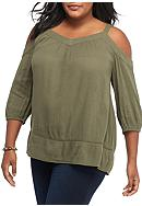 New Directions® Weekend Plus Size Cold