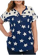 New Directions® Weekend Plus Size Star