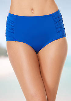 Jantzen High Waist Swim Bottoms