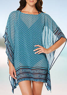 Jantzen Wow Factor Caftan Swim Cover Up