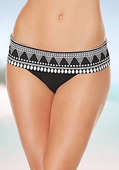 Jantzen Dahlias Garden Swim Bottom