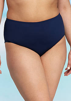 Jantzen Plus Size Comfort Core Swim Bottom