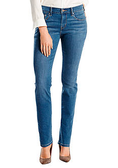 Levi's 505 Straight Western Hue Jeans