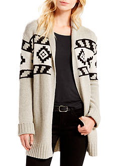 Levi's Belted Cardigan Sweater