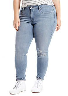 Levi's Plus Size 311 Shaping Skinny Fit Jean