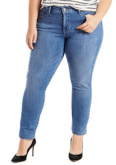 Levi's Plus Size Shaping Skinny Jean