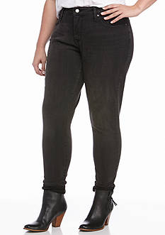 Levi's Plus Size Shaping Leggings Dark Storm